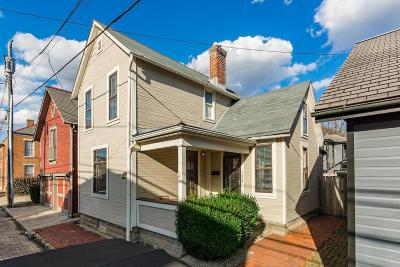 Single Family Home For Sale: 1024 S Pearl Street