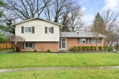 Worthington Single Family Home Contingent Finance And Inspect: 423 E Stafford Avenue