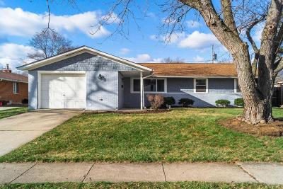Westerville Single Family Home Contingent Finance And Inspect: 3682 Mexico Avenue