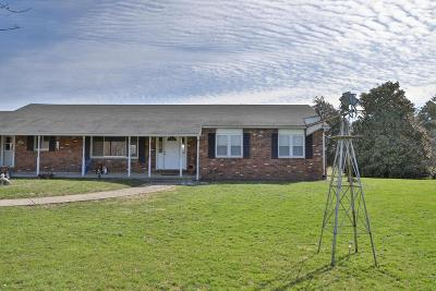 Chillicothe Single Family Home Contingent Finance And Inspect: 1096 Robinson Road