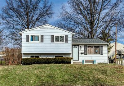 Westerville Single Family Home Contingent Finance And Inspect: 3704 Paris Boulevard E