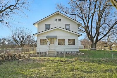 Washington Court House Single Family Home Contingent Finance And Inspect: 3211 State Road 62 NE