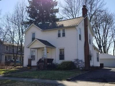 Westerville OH Single Family Home For Sale: $230,000