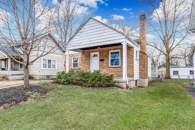 Single Family Home For Sale: 213 W N Broadway