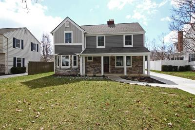 Columbus Single Family Home Contingent Finance And Inspect: 1577 Guilford Road