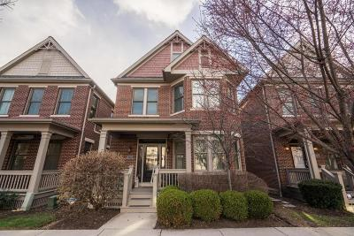 Columbus Condo For Sale: 1025 Perry Street #1025