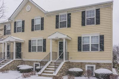 New Albany OH Condo Contingent Finance And Inspect: $159,000