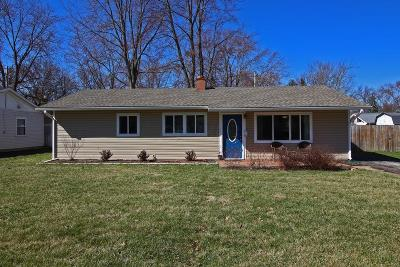 Westerville Single Family Home Contingent Finance And Inspect: 113 Steffan Court
