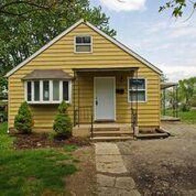 Columbus OH Single Family Home For Sale: $50,000