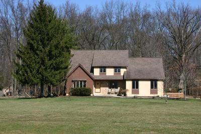 Westerville Single Family Home For Sale: 10051 Covan Drive