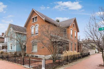 Columbus Single Family Home For Sale: 821 S 5th Street