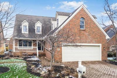 Delaware County, Franklin County, Union County Single Family Home Contingent Finance And Inspect: 6462 Moors Place W