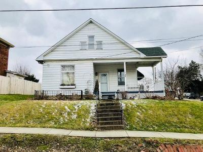 Thornville Single Family Home Contingent Finance And Inspect: 35 W Columbus Street