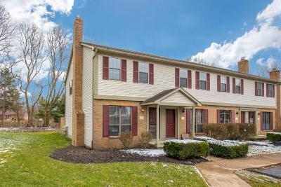 Dublin Single Family Home Contingent Finance And Inspect: 195 Blakeford Drive