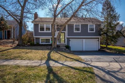 Powell Single Family Home Contingent Finance And Inspect: 411 Highmeadows Village Drive
