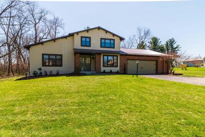 Single Family Home For Sale: 7455 Woodale Drive