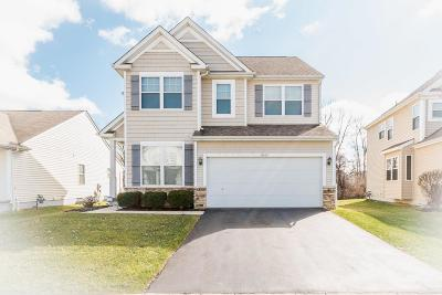 Single Family Home For Sale: 8445 Haleigh Woods Drive