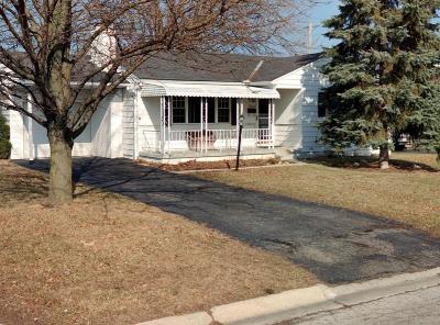 Hilliard Single Family Home For Sale: 5420 Wakefield Drive