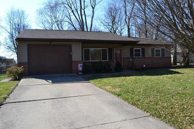 Groveport Single Family Home Contingent Finance And Inspect: 773 Elm Street