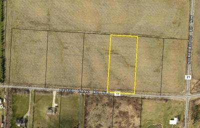Johnstown Residential Lots & Land Contingent Finance And Inspect: Dutch Lane Road NW #Lot 3