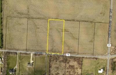 Johnstown Residential Lots & Land Contingent Finance And Inspect: Dutch Lane Road NW #Lot 4