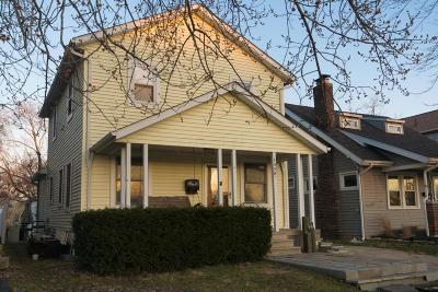 Single Family Home For Sale: 1458 Fairview Avenue