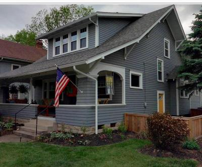 Westerville Single Family Home Contingent Finance And Inspect: 107 N Vine Street