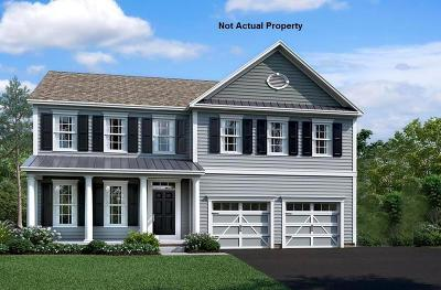Westerville Single Family Home For Sale: 1377 Leesland Drive #Lot 58