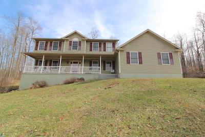 Frazeysburg Single Family Home For Sale: 8250 Baker Road
