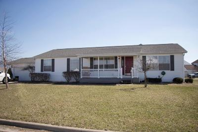 Milford Center Single Family Home Contingent Finance And Inspect: 1 Oyster Lane