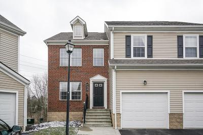 Westerville Condo Contingent Finance And Inspect: 6501 Walnut Fork Drive