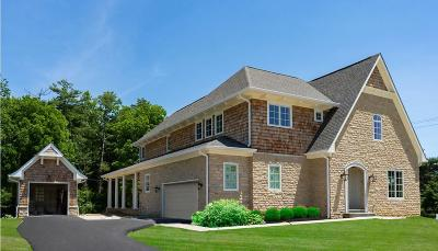 Columbus Single Family Home For Sale: 4532 Hull Farm Lane