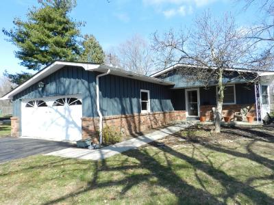 Westerville Single Family Home Contingent Finance And Inspect: 400 E Walnut Street
