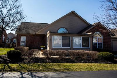 Gahanna Condo Contingent Finance And Inspect: 485 Dandy Brush Lane W