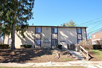Columbus Multi Family Home For Sale: 3181-3185 Dorris Avenue
