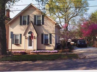 Delaware Single Family Home Contingent Finance And Inspect: 127 E Central Avenue