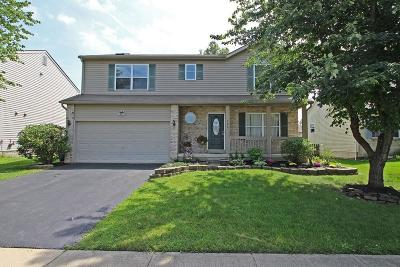 Blacklick Single Family Home Contingent Finance And Inspect: 506 Hannifin Drive