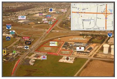 Columbus Residential Lots & Land For Sale: Fisher Road