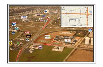 Columbus Residential Lots & Land For Sale: 5432 Fisher Road