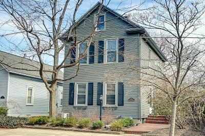 Columbus Single Family Home Contingent Finance And Inspect: 866 S 5th Street