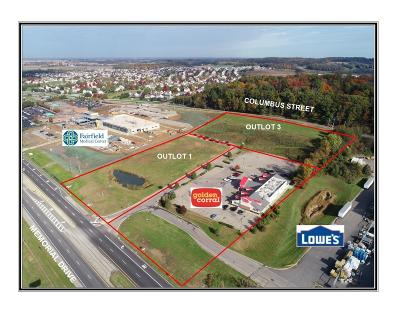 Lancaster Residential Lots & Land For Sale: Columbus-Lancaster Road