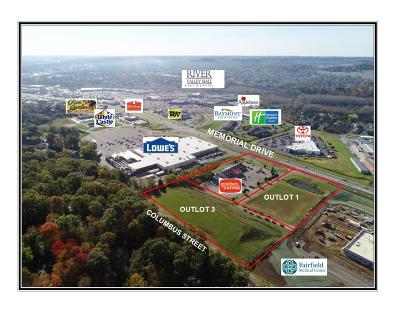 Lancaster Residential Lots & Land For Sale: North Columbus Street
