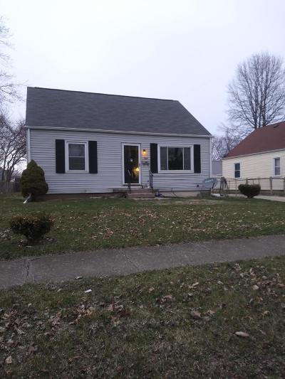 Columbus Single Family Home For Sale: 2184 Earl Avenue