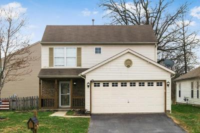 Grove City Single Family Home Contingent Finance And Inspect: 2063 Prominence Drive
