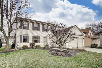Dublin Single Family Home Contingent Finance And Inspect: 2192 Scottingham Drive