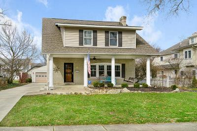 Upper Arlington Single Family Home Contingent Finance And Inspect: 1825 Coventry Road