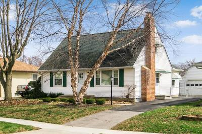 Grove City Single Family Home Contingent Finance And Inspect: 4222 Ashgrove Drive