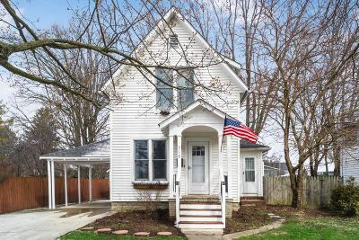 Union County Single Family Home For Sale: 318 W 4th Street