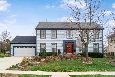 Gahanna Single Family Home Sold: 564 Dark Star Avenue