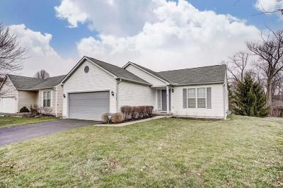 Grove City Single Family Home Contingent Finance And Inspect: 1988 Manley Way